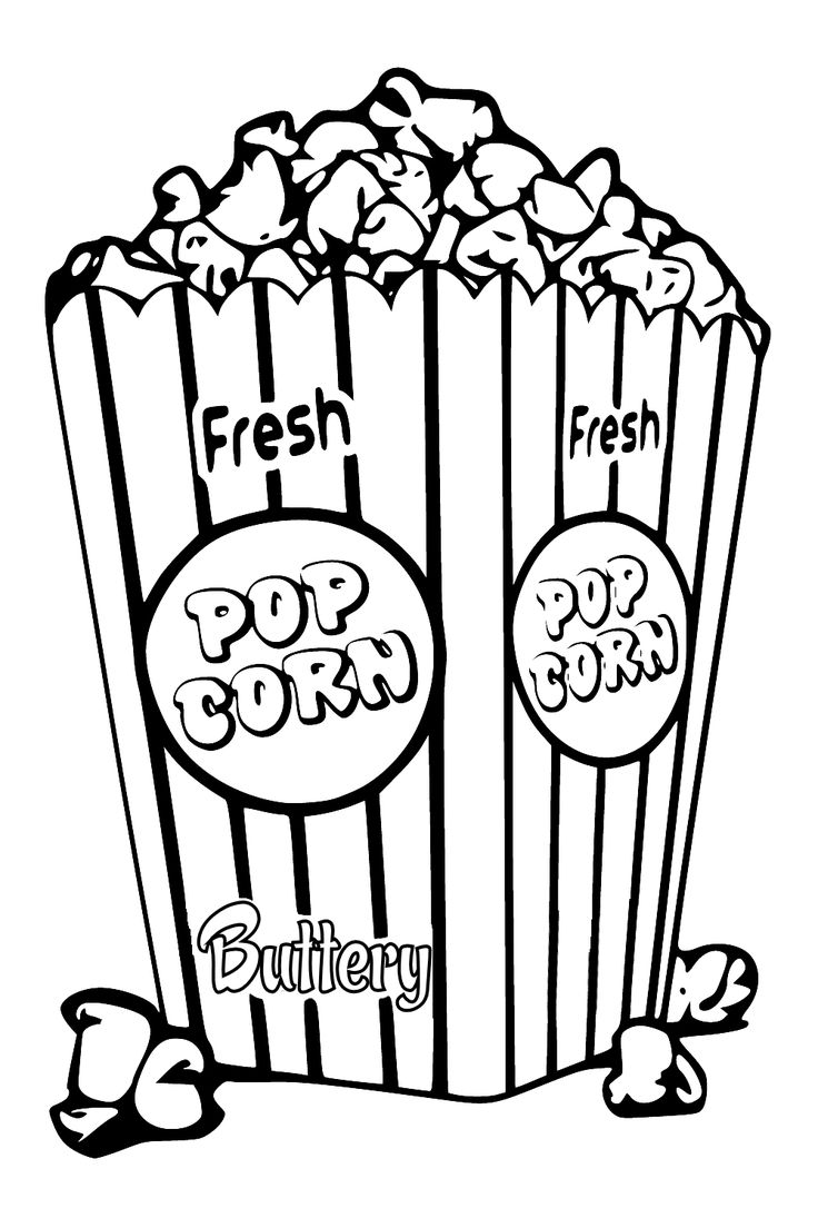 736x1104 22 Best Pop Corn Images On Birthdays, Popcorn Boxes