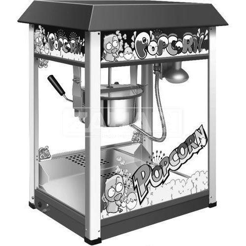 500x500 Popcorn Machine, Fast Food Amp Beverages Machinery Zahabi