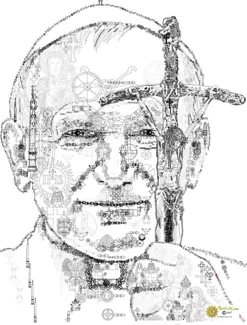Pope Drawing At Getdrawings Com Free For Personal Use Pope Drawing