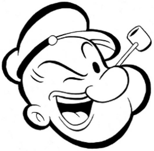530x521 Popeye Counter Strike 1.6 Sprays