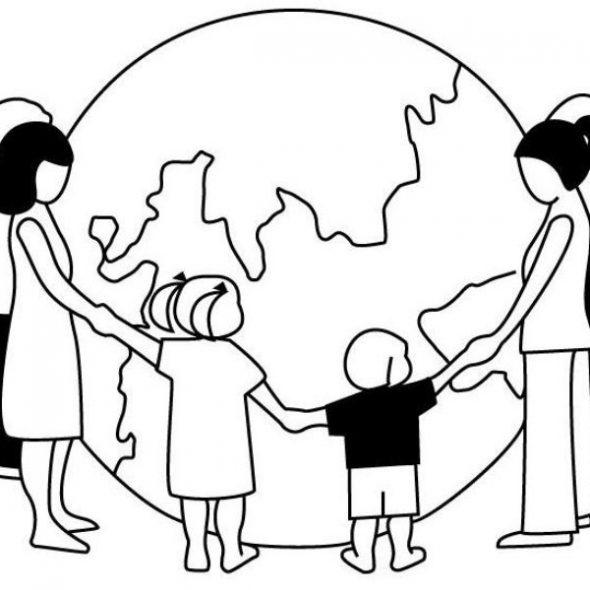 590x590 Essay On World Population