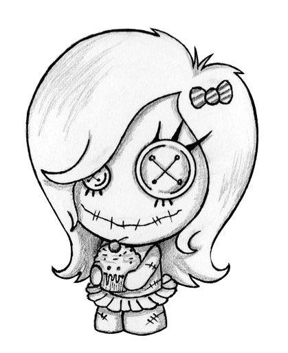 419x514 Best Doll Tattoo Ideas On Russian Doll Tattoo