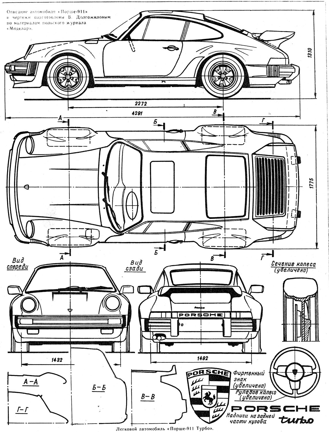 1984 porsche 911 wiring diagram