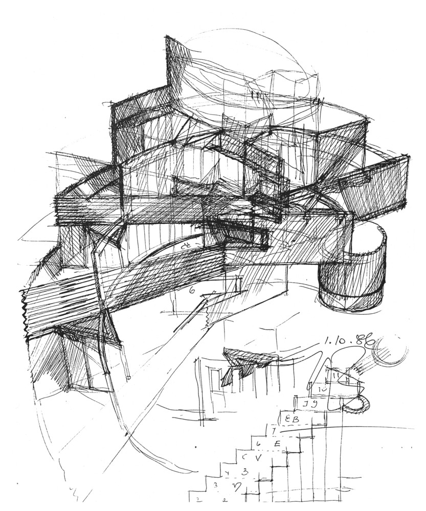 833x1000 Gallery Of Interview With Zvi Hecker Architecture Cannot Be