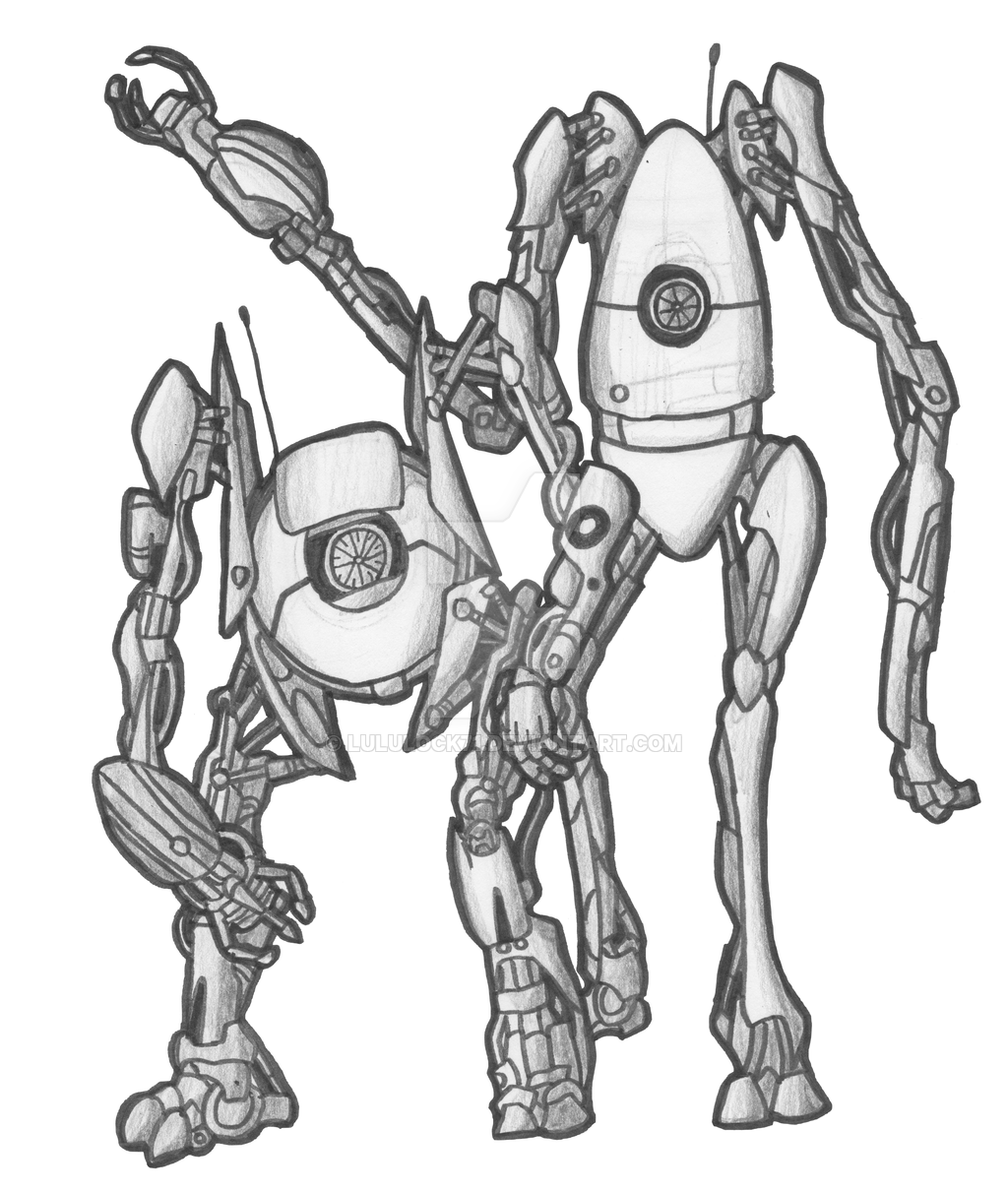 Portal Drawing at GetDrawings.com | Free for personal use Portal ...