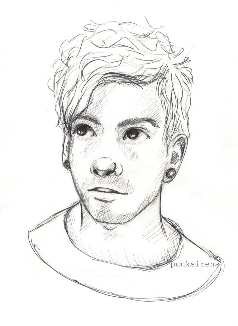 764x1046 Joshua Dun Doodle By Punksirens
