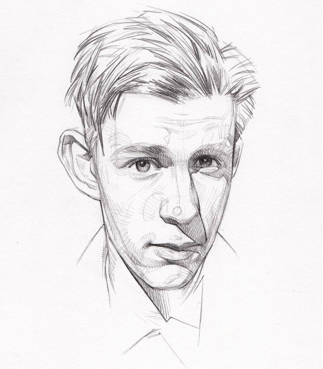 portrait reference for drawing at getdrawings free download