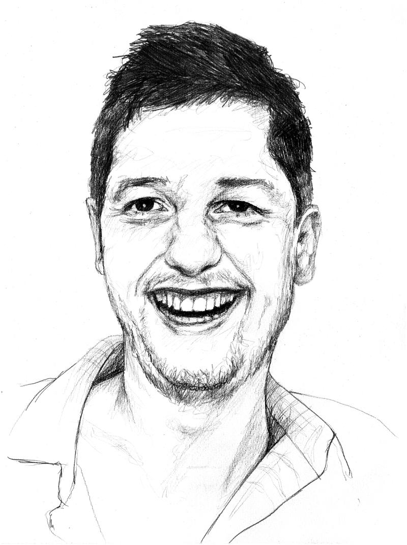 800x1071 Drawings And Portraits Derek Greig Beggs Mcarthur