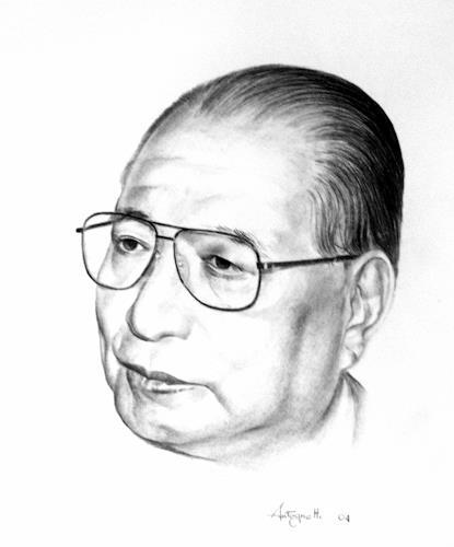 415x500 Homage To The International President Of The Soka Gakkai Daisaku