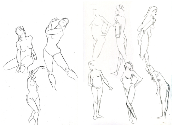 602x437 Figure Drawing Tips Learn To Draw On Craftsy