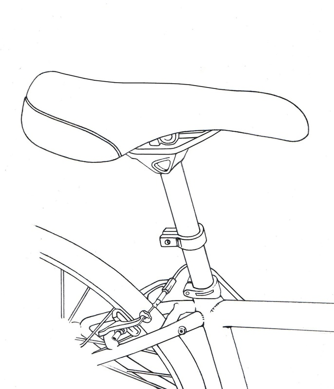 686x800 Installation Guide Drawings For Companion Bike Seat