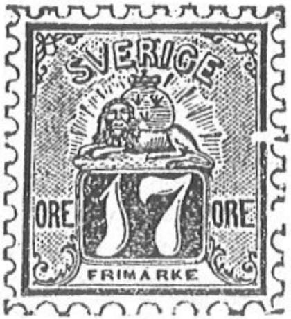 420x460 Forged Stamps Of Sweden Stampforgeries Of The World