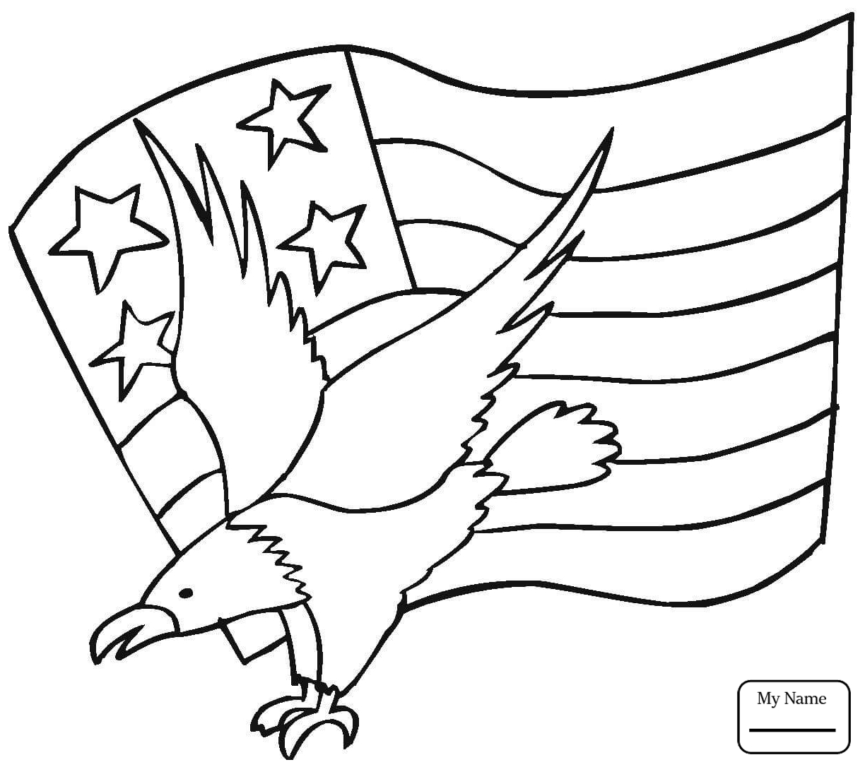 1224x1086 Coloring Pages For Kids Holidays Independence Day 4th Of July