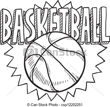 450x434 Cool Basketball Drawing Drawingsart Team Theme