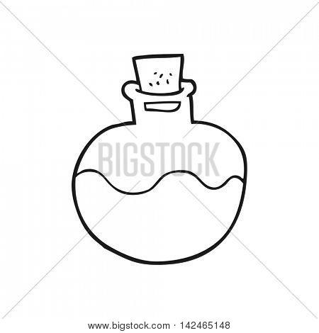 450x470 Freehand Drawn Black White Cartoon Image Amp Photo Bigstock
