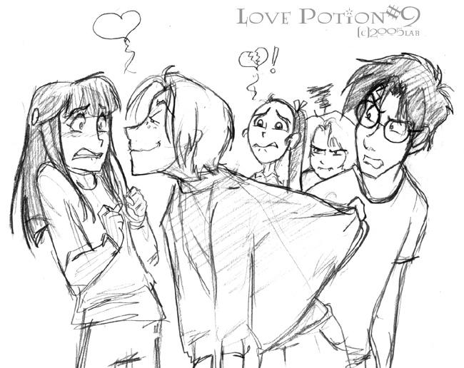 650x516 Love Potion No9