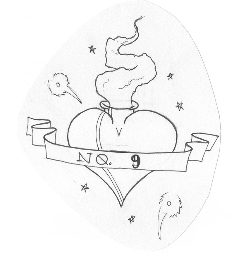 800x906 Love Potion Tattoo By Owlbear Fiend