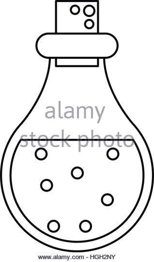 318x540 Cartoon Potion Bottle Stock Photos Amp Cartoon Potion Bottle Stock