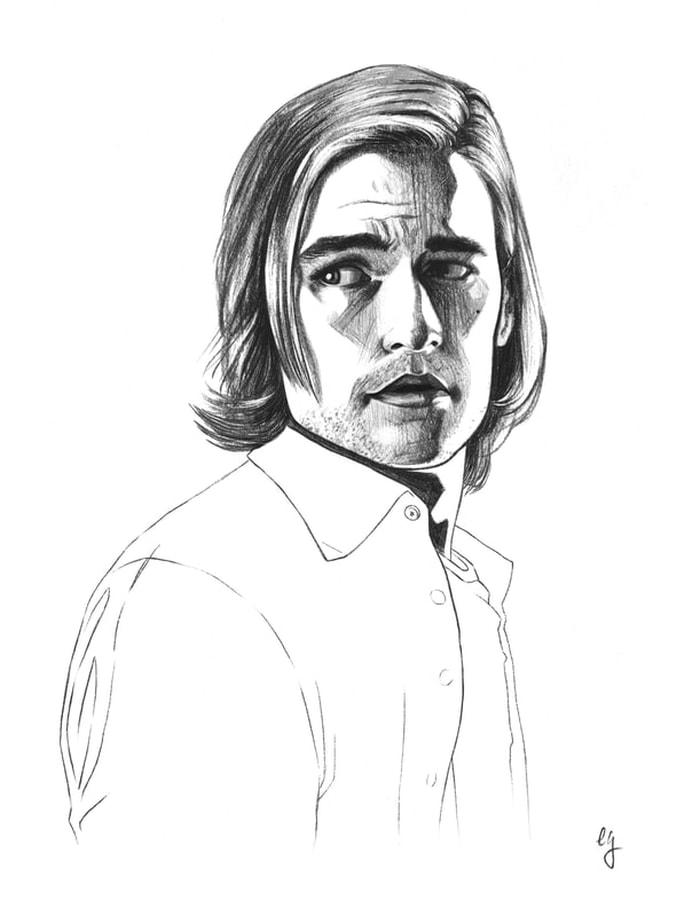 700x916 Illustrated Portraits