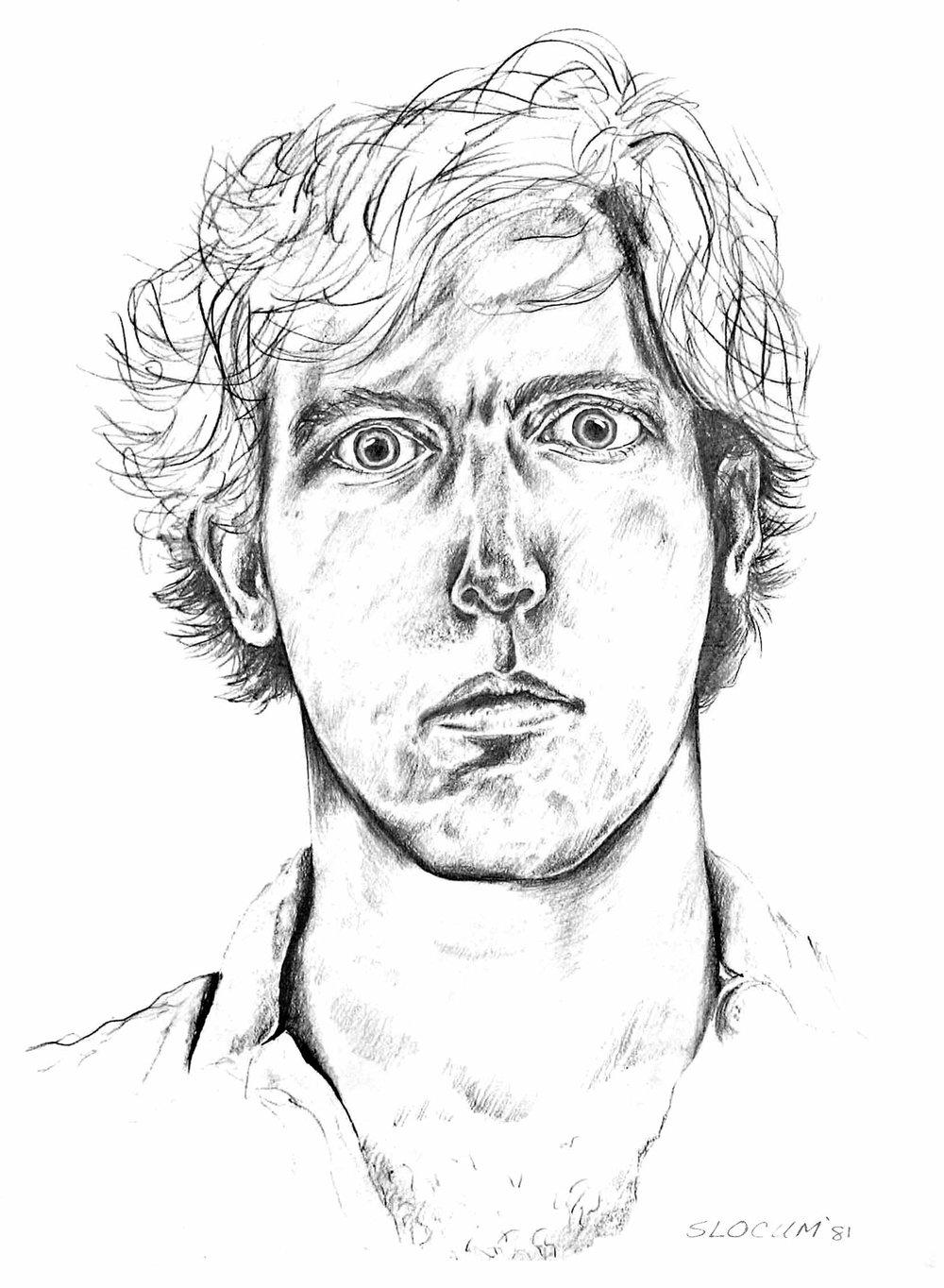 1000x1364 Pencil Drawings (1980 1990) Jon Slocums Art
