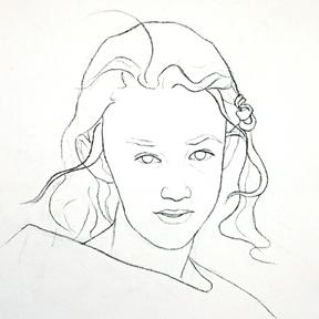288x288 Portrait Drawing Lessons
