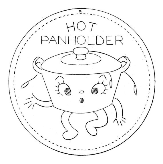 Pots And Pans Drawing at GetDrawings.com | Free for personal use ...