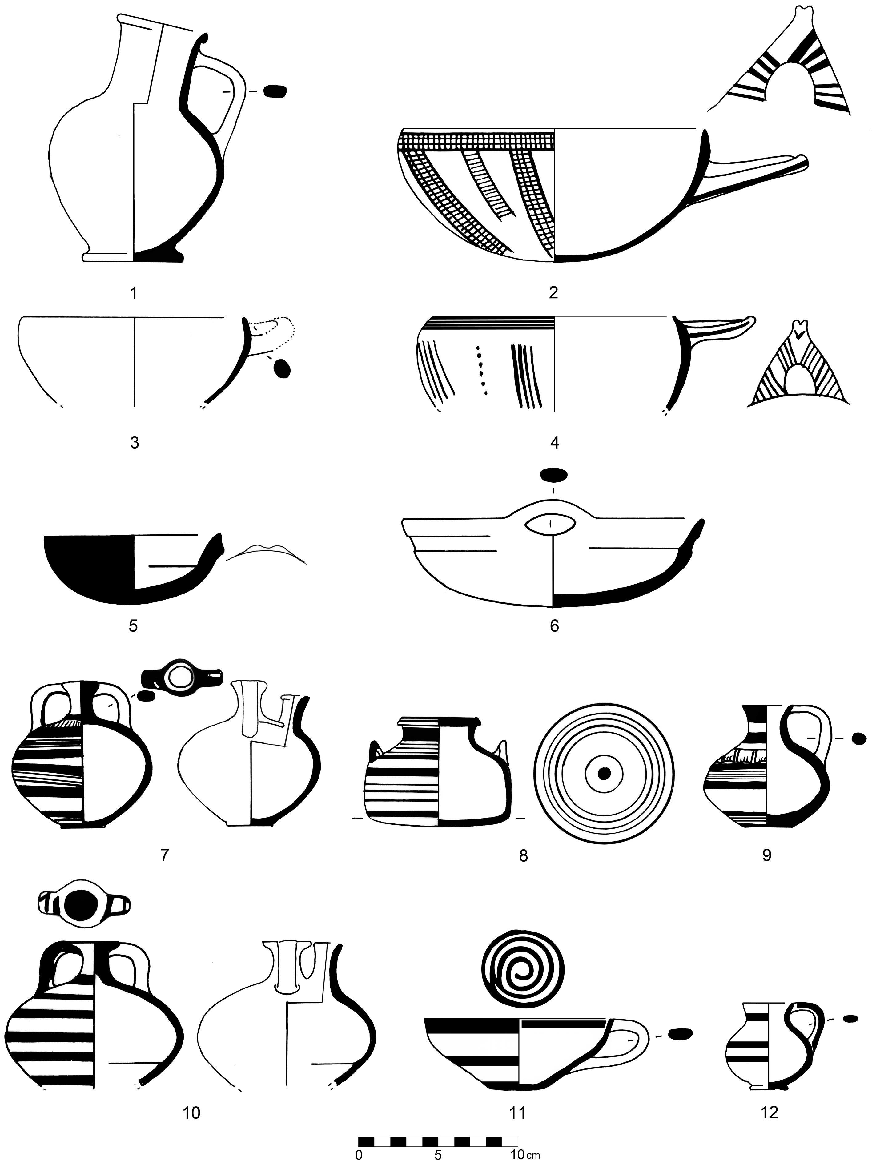 2833x3778 Season 2014 Swedish Archaeology In Jordan, Palestine And Cyprus