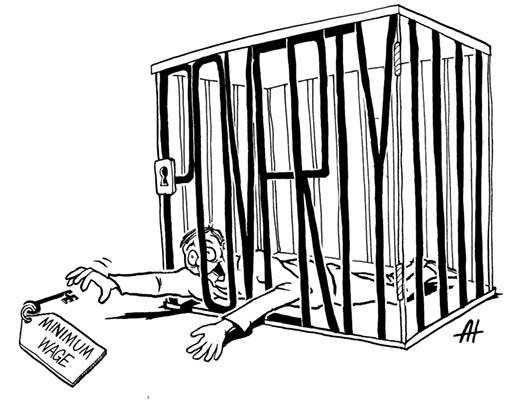 513x400 Poverty Trap Alex Hughes Cartoons