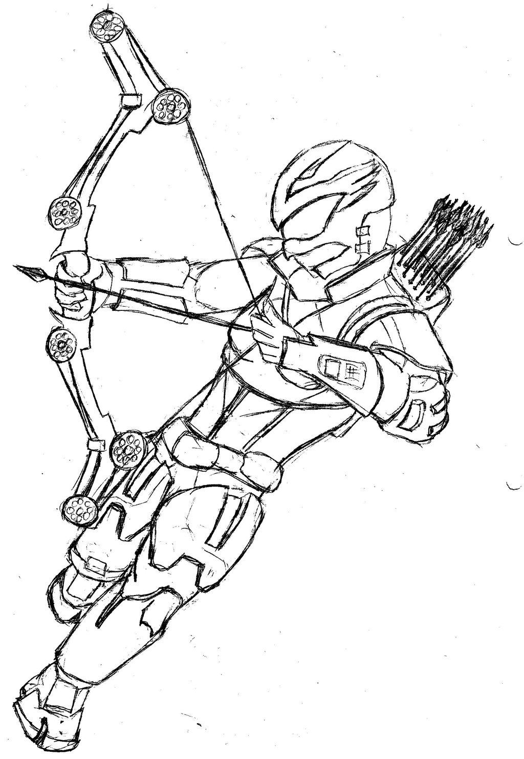 1024x1482 Charlie. Pink Power Ranger (Sketch) By Martyshepard