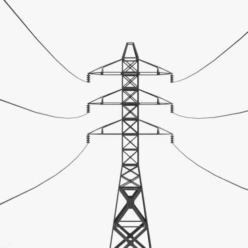 Power Line Drawing
