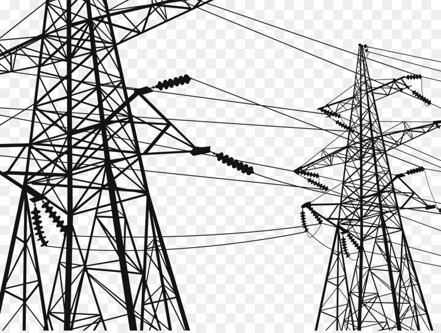 900x680 Electricity Transmission Tower High Voltage Electric Power