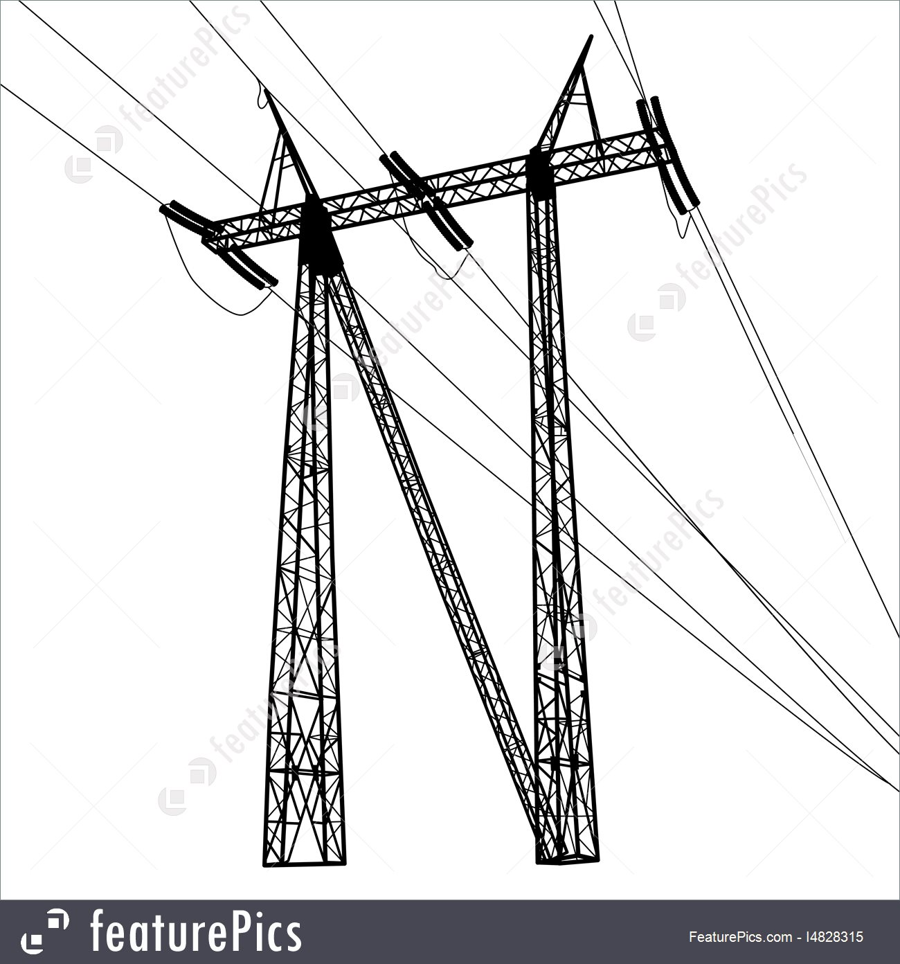 1300x1392 Power And Energy High Voltage Power Lines.