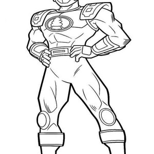 300x300 How To Draw A Power Ranger