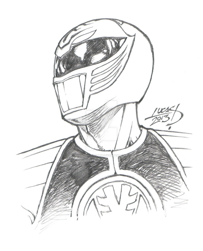 Power Rangers Drawing at GetDrawings