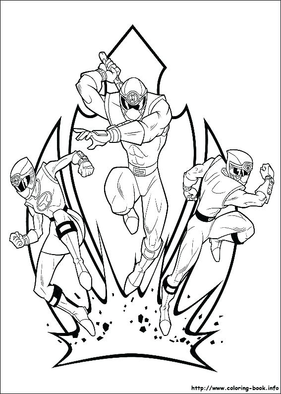 567x794 Power Ranger Megaforce Coloring Pages Coloring Power Rangers Last