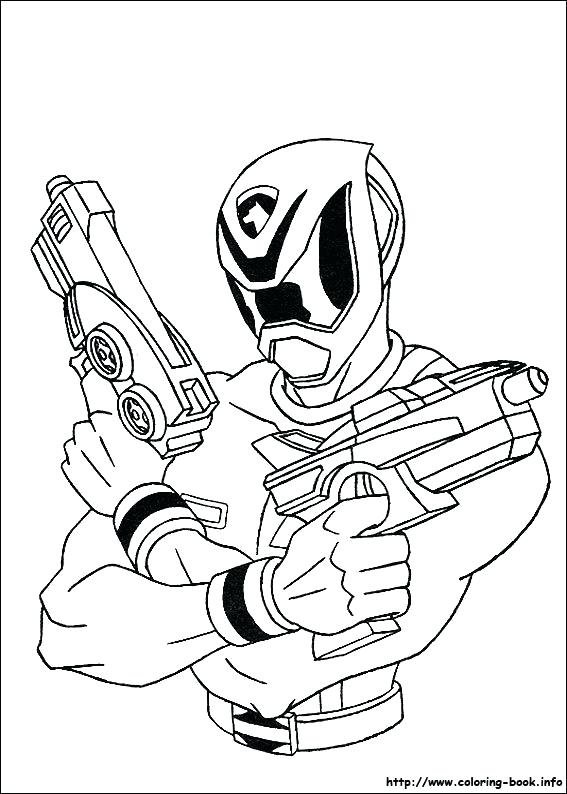 567x794 Power Ranger Samurai Coloring Pages Power Ranger Coloring Pages
