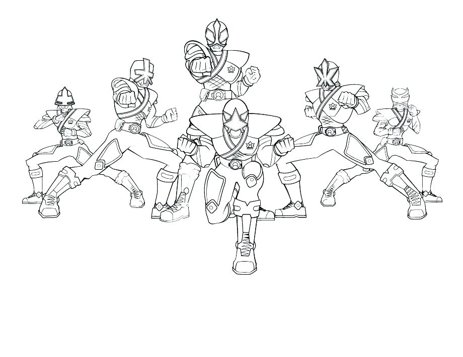 920x711 Power Ranger Samurai Coloring Pages Power Rangers Coloring Pages