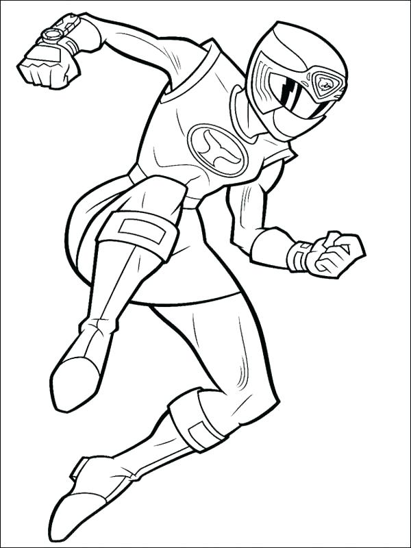 600x800 Power Rangers Coloring Pages Also Power Rangers Samurai Colouring