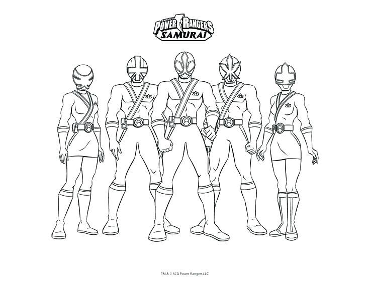 Power Rangers Samurai Drawing at GetDrawings.com | Free for personal ...