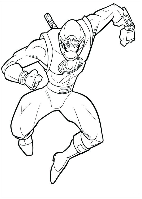 600x840 Power Rangers Super Megaforce Coloring Pages Murs