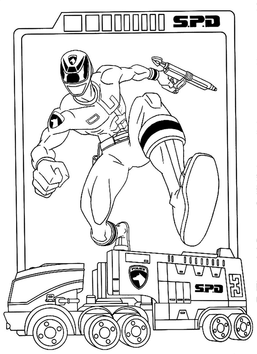 Power Rangers Spd Drawing at GetDrawings.com | Free for personal use ...