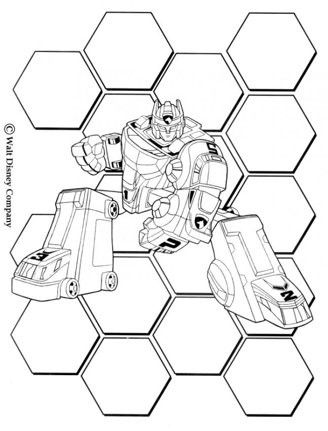 647x850 Power Rangers Spd Coloring Pages
