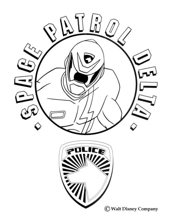 651x850 Power Rangers Spd Coloring Pages Coloring Page For Kids
