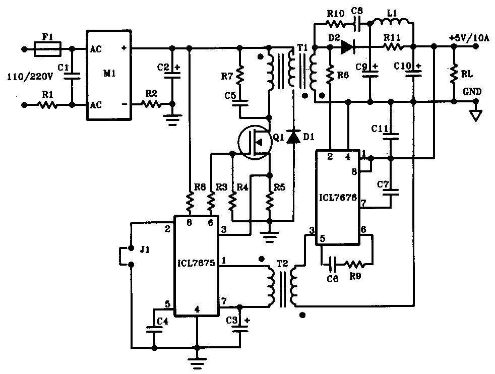 Tattoo Power Supply Wiring Diagram Electrical Circuit Electrical