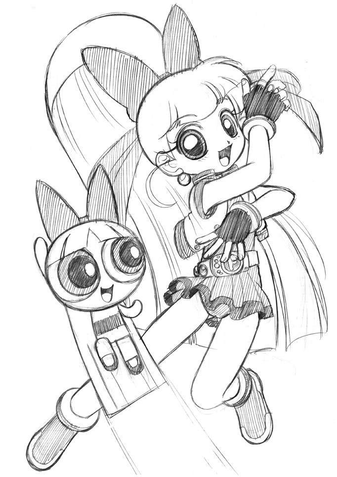 682x965 Ppgz Blossom And Ppg Blossom By Ppgzfanlover