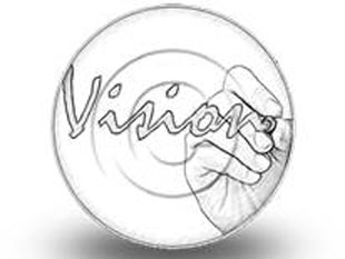 310x233 Download High Quality Royalty Free The Vision S Sketch Powerpoint