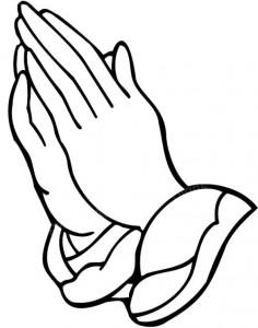236x300 Praying Hands Clipart Clipartpen