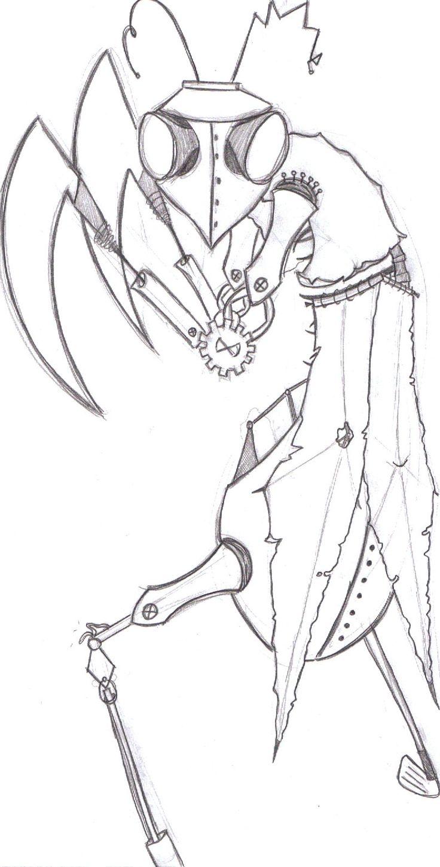 736x1449 Praying Mantis Tattoos And Praying Mantis Drawings,sketches,and