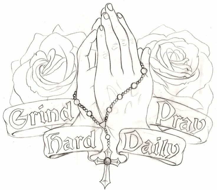 736x646 Drawings Of Praying Hands