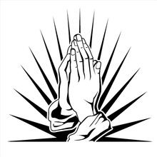 220x220 Buy Praying Hands Art And Get Free Shipping